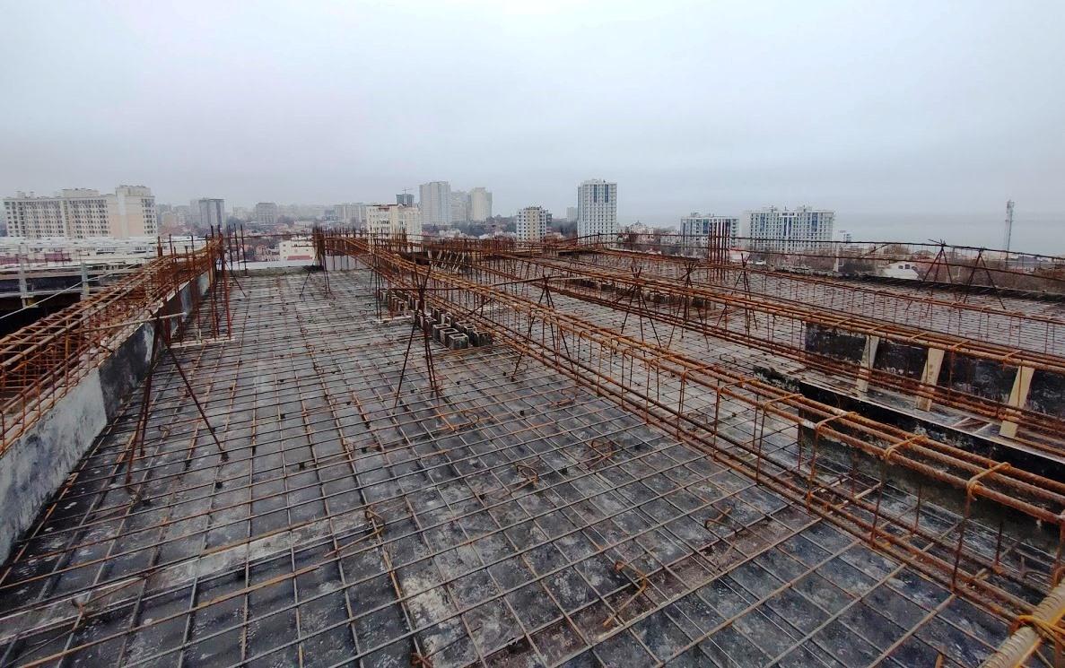 (RU) Ход строительства Декабрь 2020