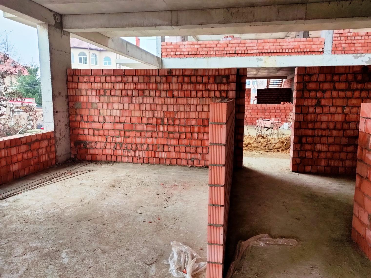(RU) Ход строительства Январь 2021