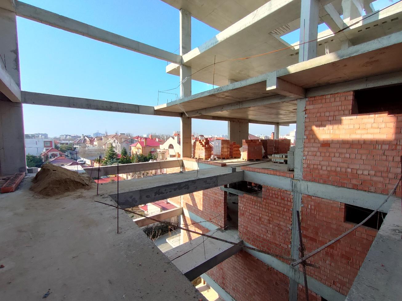 (RU) Ход строительства Март 2021