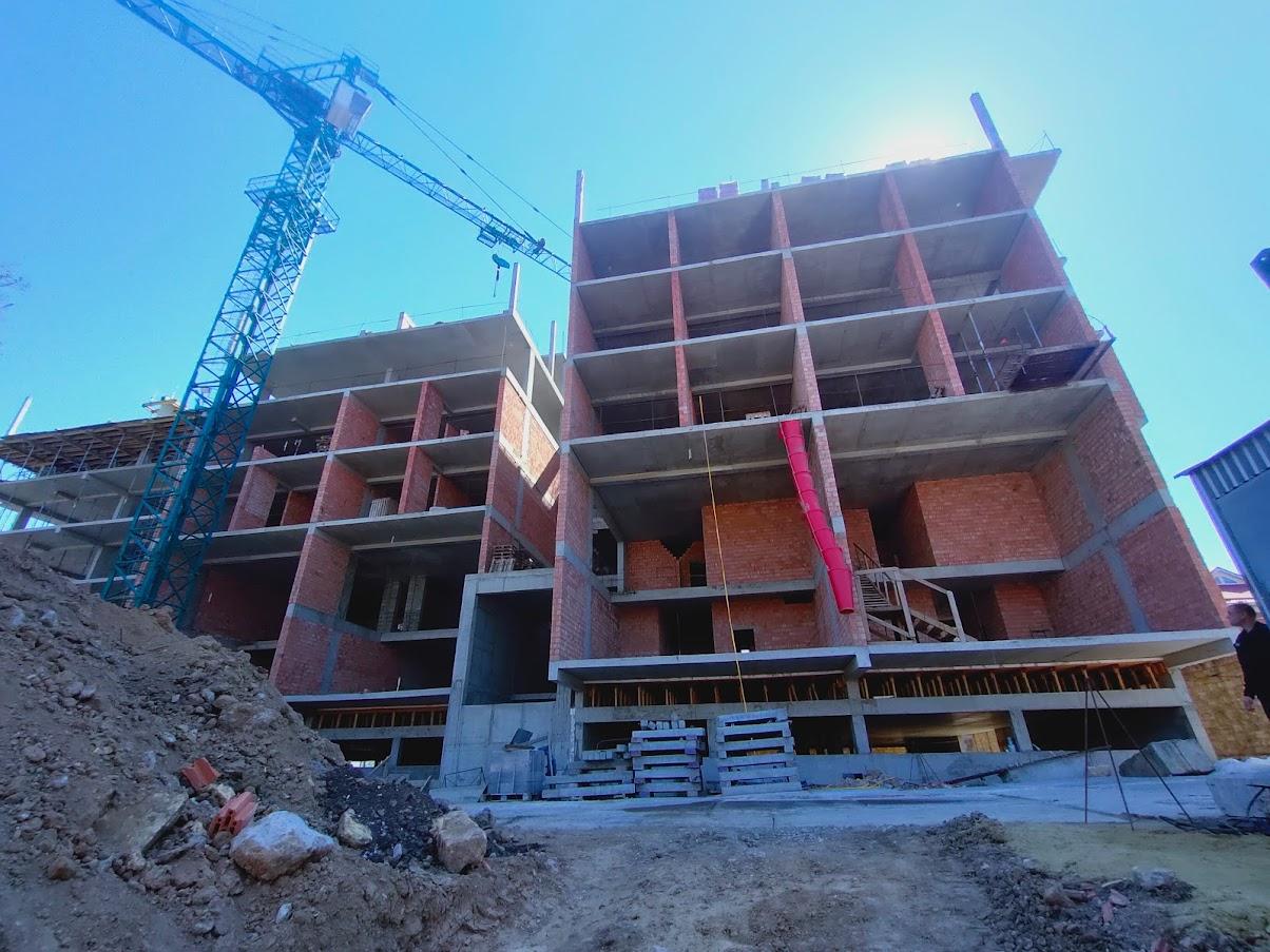 (RU) Ход строительства Май 2021